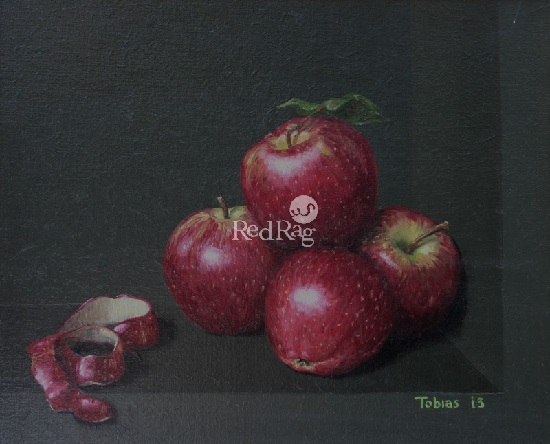 Tobias HARRISON - Red Apples