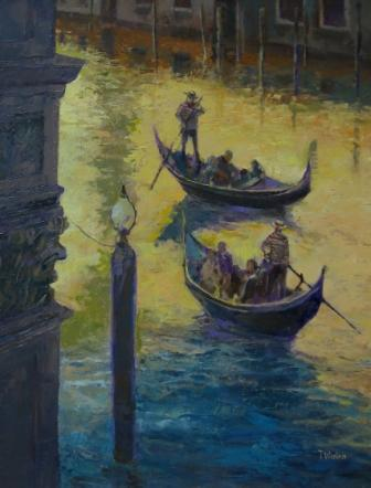 Tom WANLESS - Passing By (Venice)