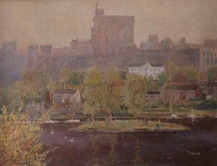 Tom WANLESS - Early Morning at Windsor