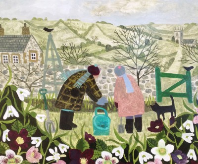 Vanessa BOWMAN - Signs of Spring