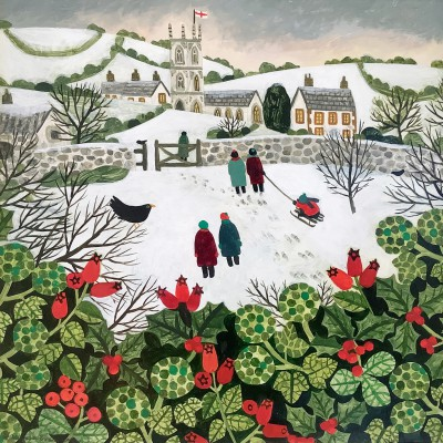 Vanessa BOWMAN - Back to the Village