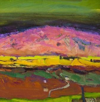 British Artist William SELBY - Wensleydale