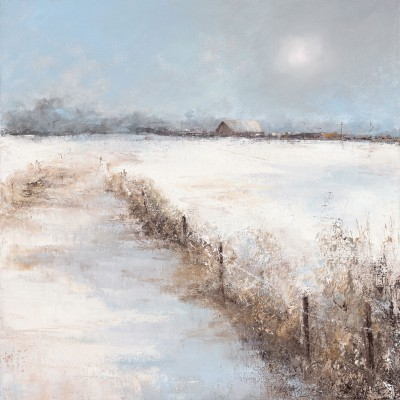 Amanda HOSKIN - A Winter Wonderland, Dartmoor