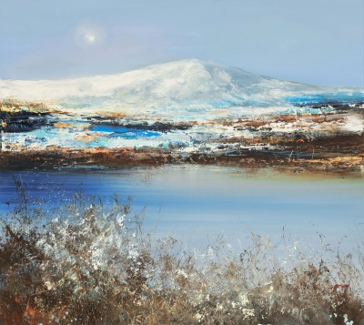 Amanda HOSKIN - In the Shadow of Ben Lomond, Loch Ard