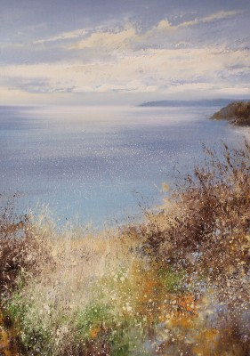 Amanda HOSKIN - Silver Light, Start Point, Devon