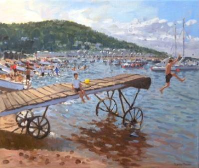 Andrew MACARA  - Landing Stage, Teignmouth
