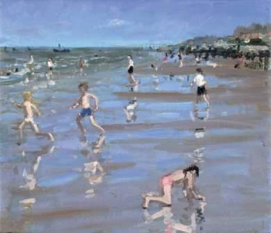 Limited Edition Prints Artist Andrew Macara - Wet Sands