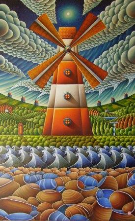 Surrealism British Art And Paintings By British Artists