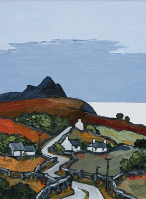 David BARNES - The North Coast of the Lleyn
