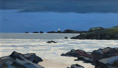 David BARNES - The lighthouses at Llandynwyn