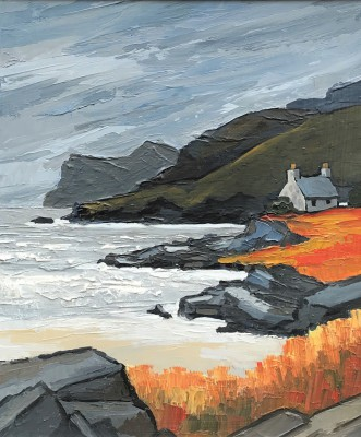 David BARNES - The Scottish West