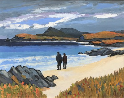 David BARNES - Hebridean Coast
