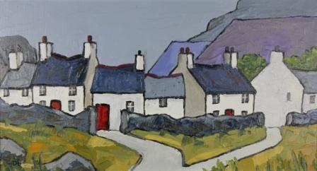 David BARNES - Quarry Village