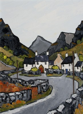 David BARNES - Nant Peris