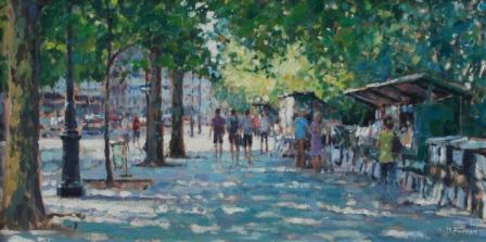David FARREN - Dappled Light, Paris