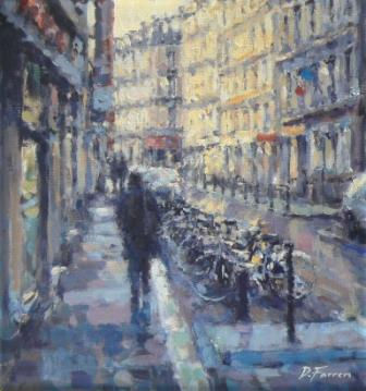 David FARREN - Backstreet, Paris