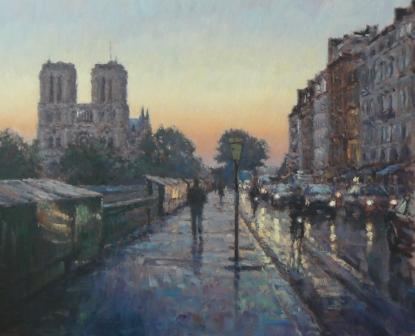 David FARREN - Daybreak, Paris
