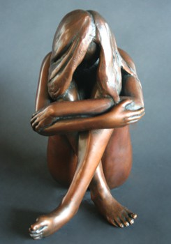 Sculpture and Sculptors Artist Jeff CHILDS - Lucy