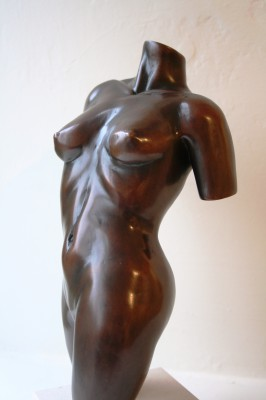 Sculpture and Sculptors Artist Jeff CHILDS - Torso - edition 11/36