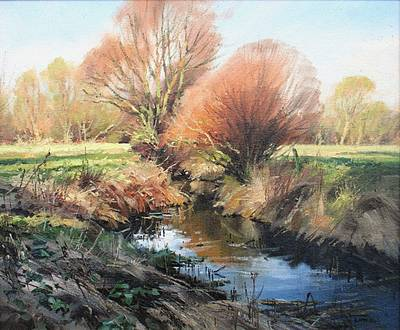 John LINES - Spring Willows