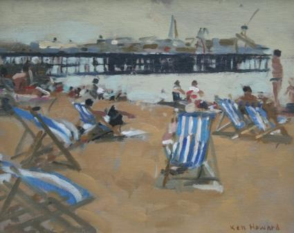 Ken Howard RA, NEAC   Venice painting, Ken howard, Value