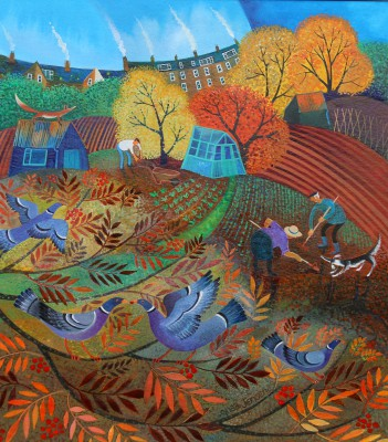 Lisa GRAA JENSEN - Allotment Therapy