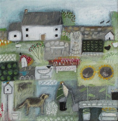Louise RAWLINGS - Cottage Garden