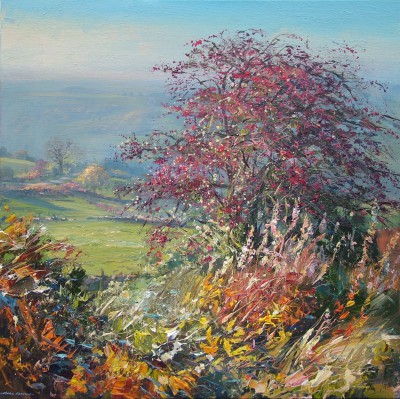 Mark PRESTON - Red Hawthorn, Alport Height