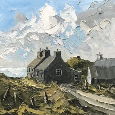Martin LLEWELLYN - Cottages, Pembrokeshire