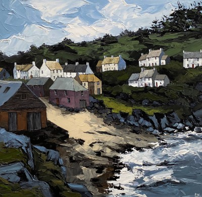 Peter MORGAN - Cadgwith