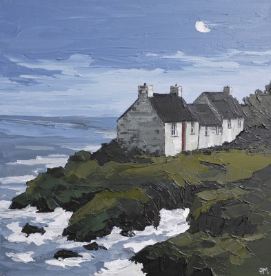 Peter MORGAN - High Tide at St. Brides