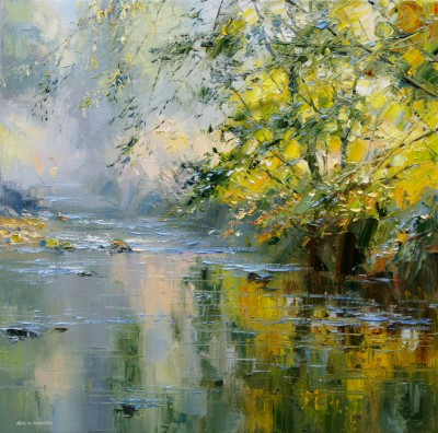 Rex PRESTON - Early Autumn, Dovedale