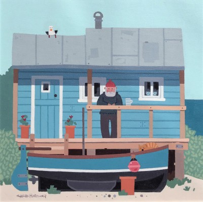 Sasha HARDING - The Fisherman's Shack