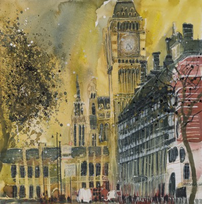 Susan BROWN - Victoria Embankment