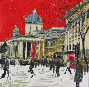 Limited Edition Prints Artist Susan Brown - Gallery on the Square, London