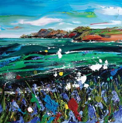 Tim FUDGE - Bluebell Swell, Penmorfa